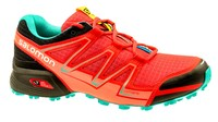 SalomonSpeedcross Vario poppy red/black/ceramic
