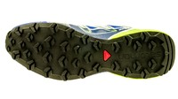 SalomonSpeedcross Vario surf the web/blue depths/lime punch