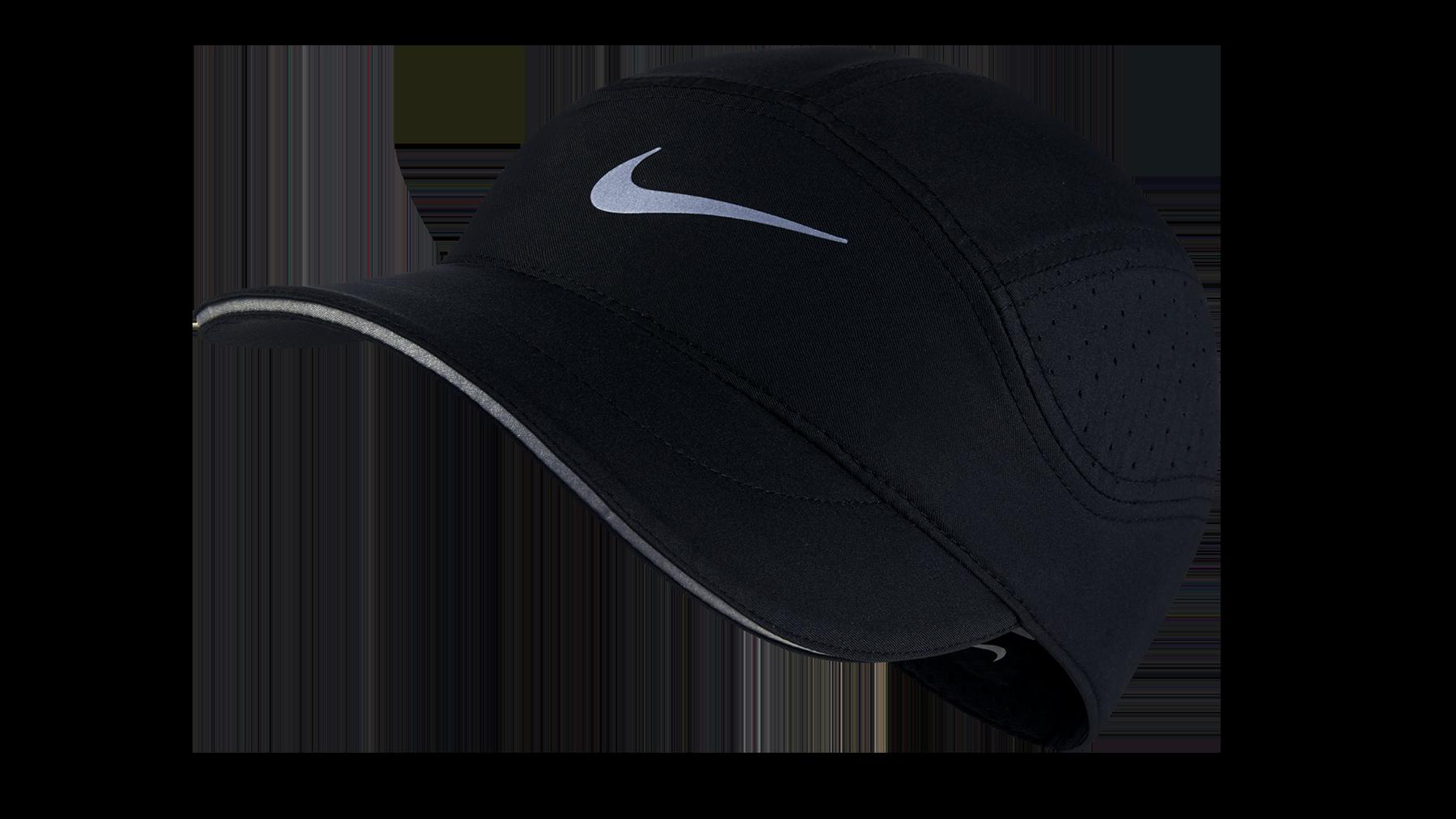22c8391f30c8e Nike Dri-Fit AeroBill Tailwind Running cap black women