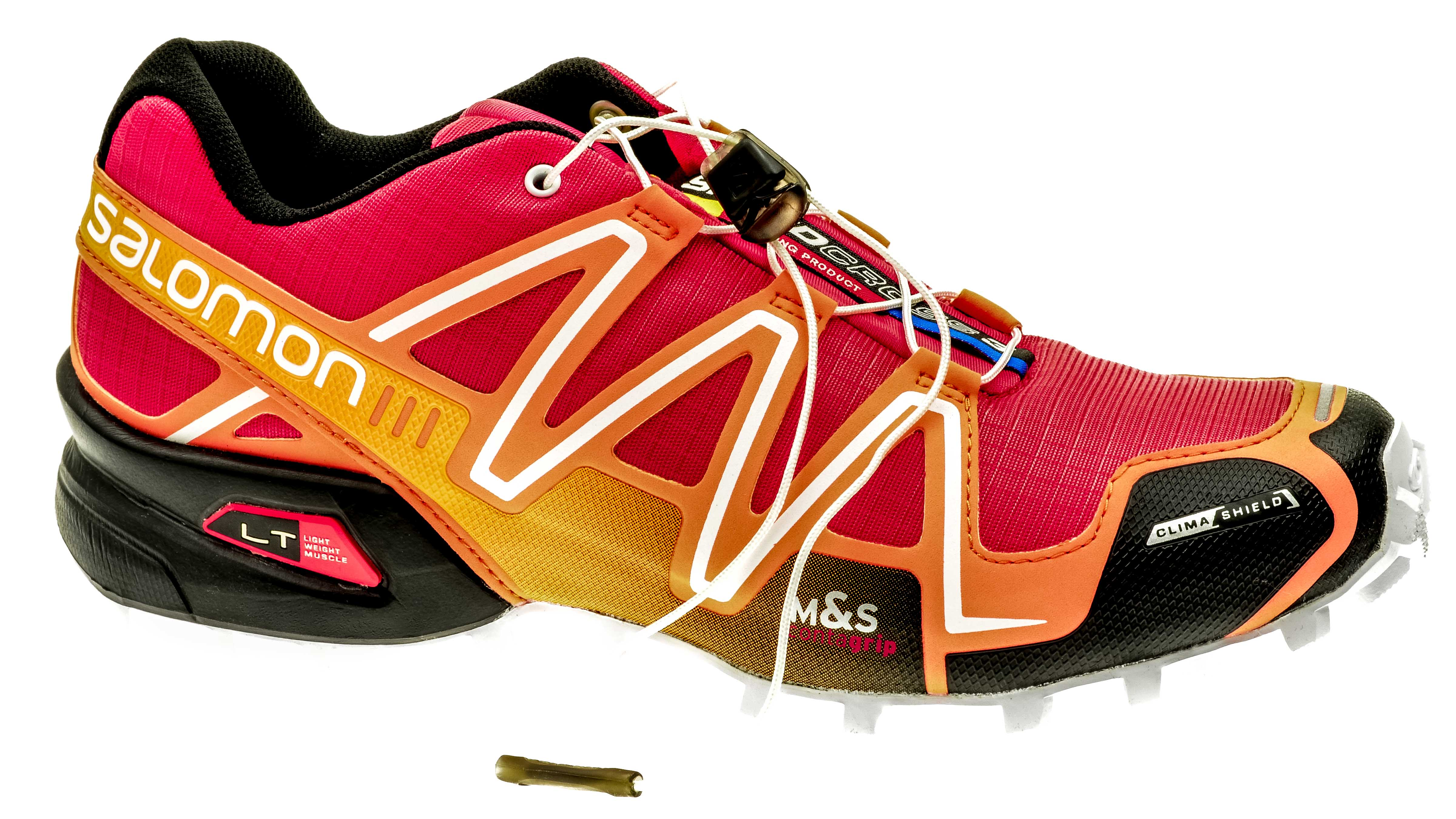 online store 571a0 1fc44 Salomon Speedcross 3 CS papaya-b/orange-feeling/black