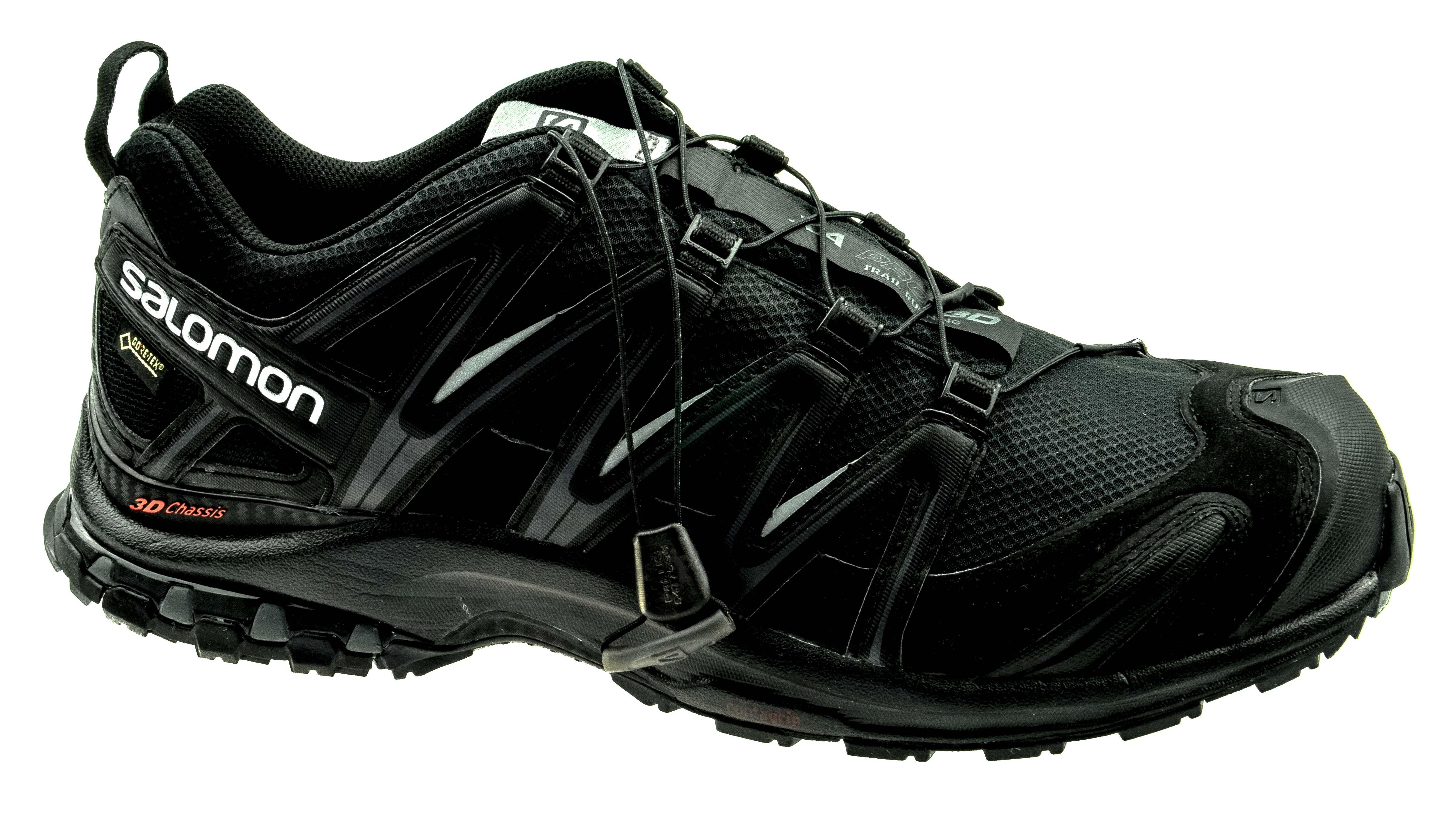 Xa Pro 3D GTX® BlackBlackMagnet