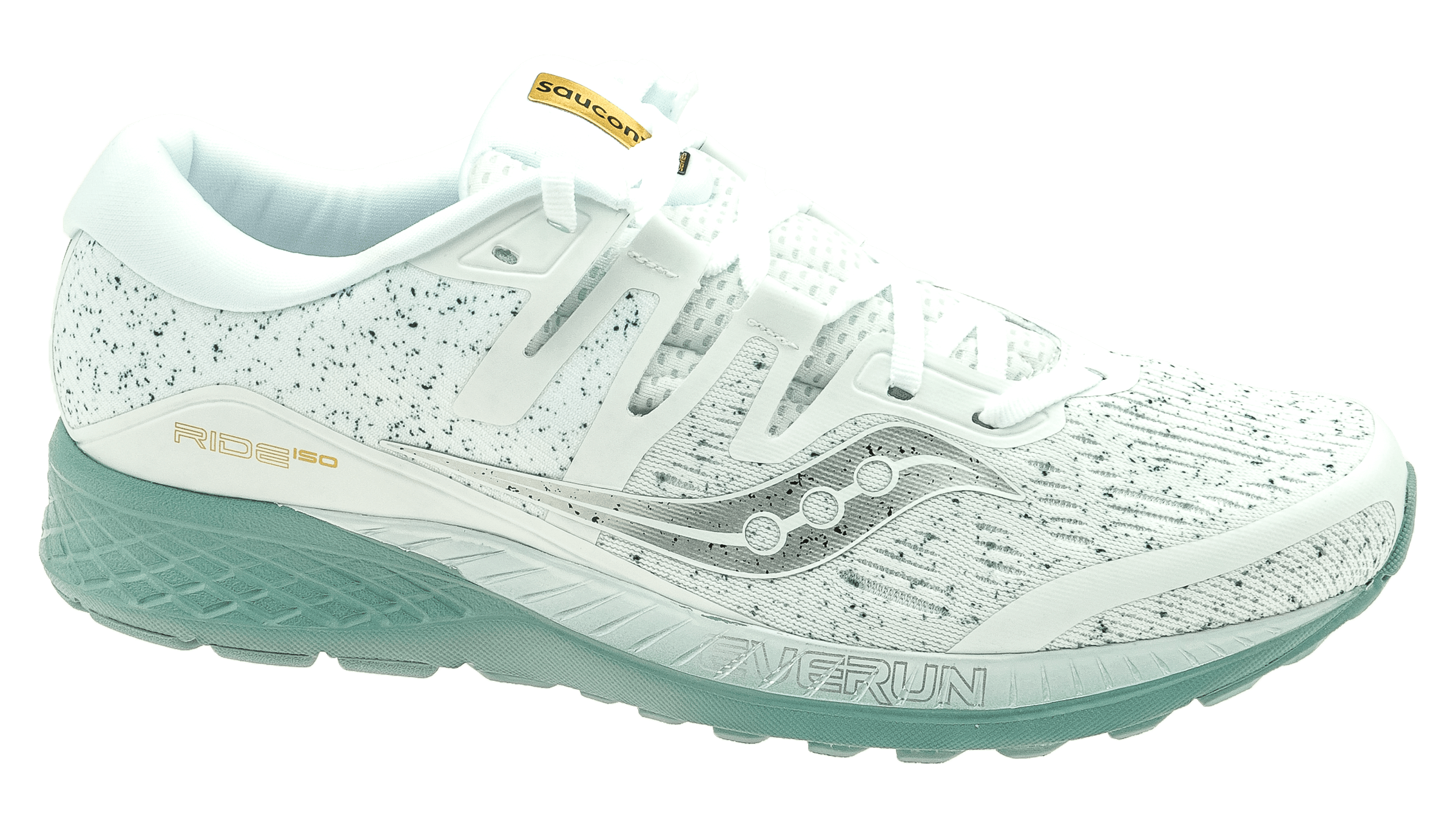 Saucony Ride Iso White Noise