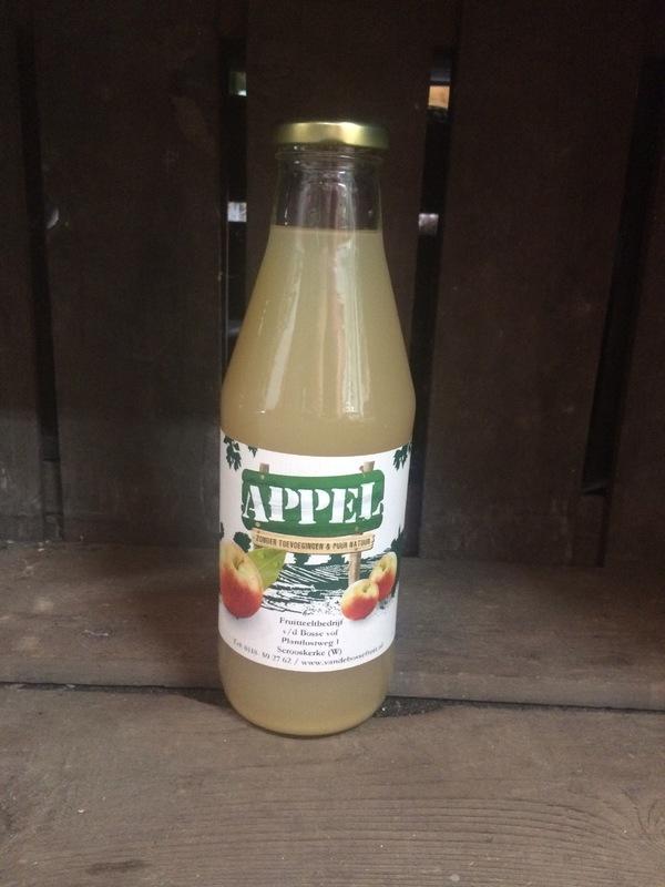 Walcherse appelsap (0.75L)