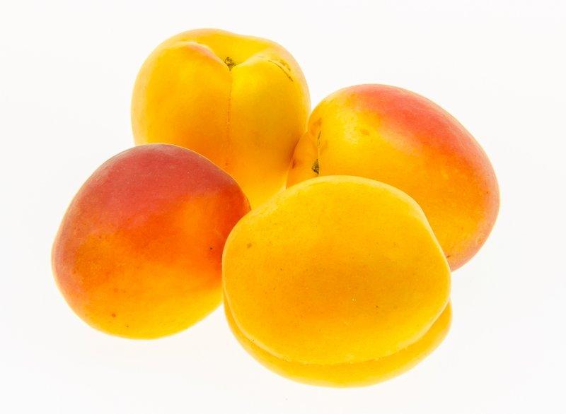Abrikozen vers (per 500 gram)