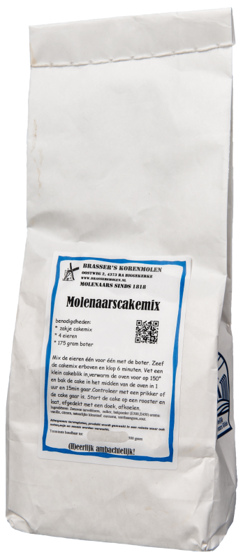 Molenaarscakemix (500 gram)