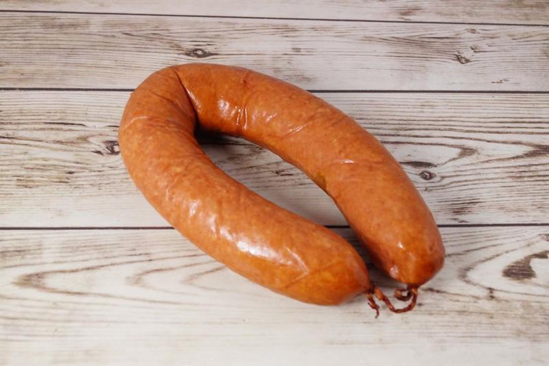 Rookworst, varkensvlees