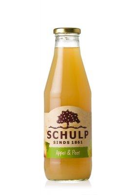 Peer-Appelsap Schulp (750 ml)