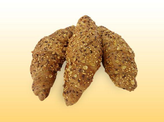 Waldkorn croissants