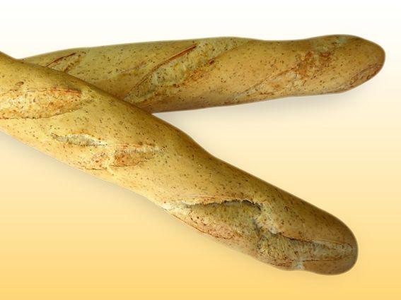 Franse stok bruin