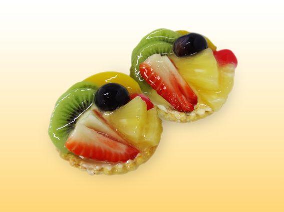 Vruchten schelp