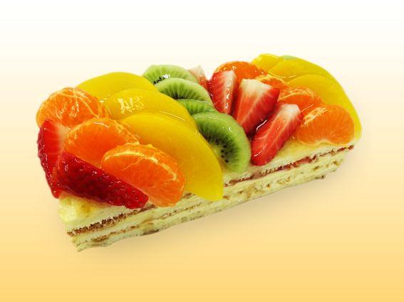 Vruchten schnitt