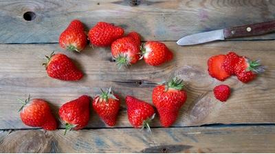 Aardbeien 'Lambada'