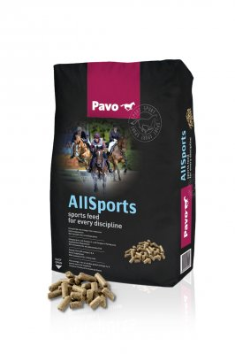 Pavo Topsport (15 kg)