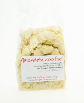Amandelschaafsel (100 gr)