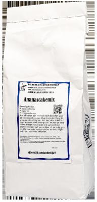 Ananascakemix (500 gram)