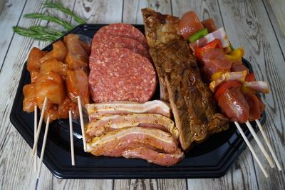 Barbecuepakket STANDAARD