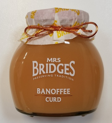 Banoffe Curd