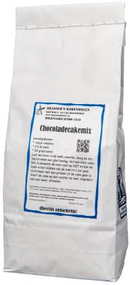 Chocoladecakemix (600 gram)