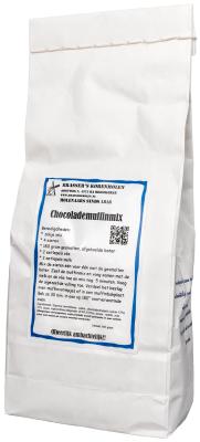 Chocolade muffinmix (500 gram)