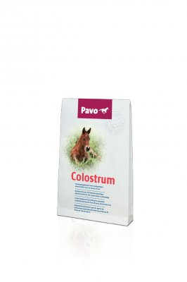 Pavo Colustrum  (1 cachet)