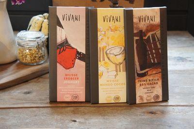 Vivani Bio fruit chocolade