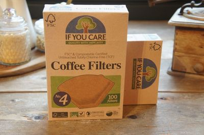 Koffie filters (100 st)