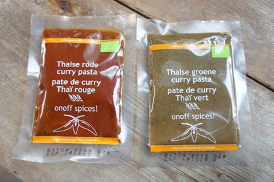 Thaise kruidencurry