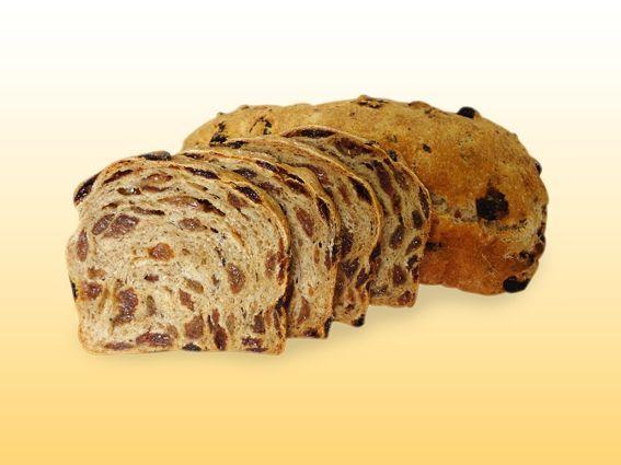 EKO wit rozijnenbrood