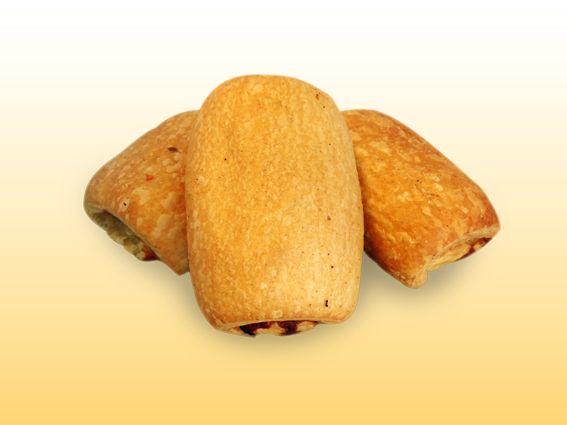 Ham-kaas broodje