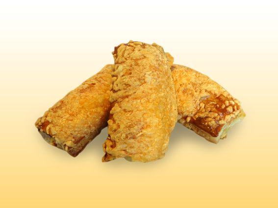 Kaasragout broodje