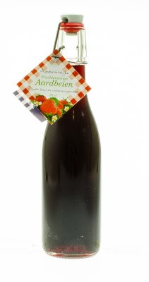 Vruchtensiroop aardbeien (35 cl)