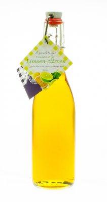 Vruchtensiroop limoen-citroen (35 cl)