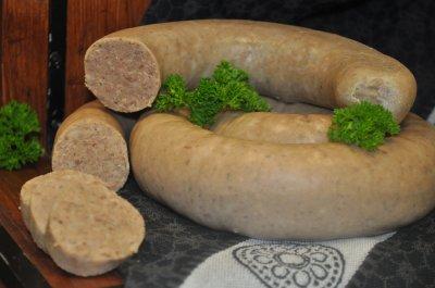 Eigen Boerenleverworst (150 gr)