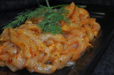 Gemarineerde Kipreepjes (150 gr)