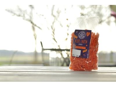 Bio rode linzen pasta (250g)