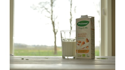 Biologische Amandel melk (1 L)