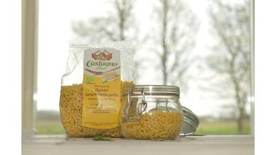 Bio macaroni durum tarwe pasta(500g)