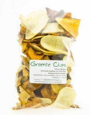 Groentechips (90 gram)