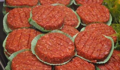 Verse hamburger (per stuk)