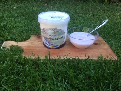 Zeeuwse Schapenyoghurt 4 vruchtensmaak (NIEUW! 0,5L)