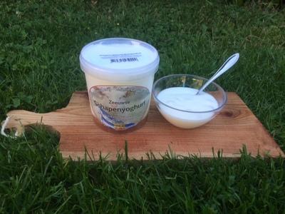 Zeeuwse Schapenyoghurt met boomgaardfruit (1L)