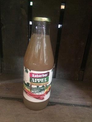 Walcherse appelsap met rabarber (0.75L)