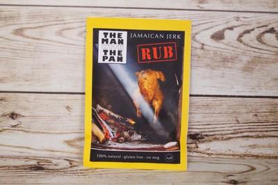 Jamaican jerk Rub