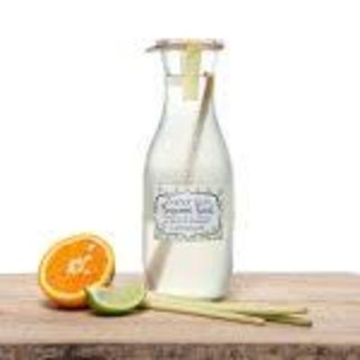 Bergamot - Sereh Lemonade, Zuster Evie