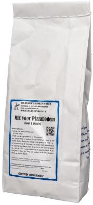 Mix voor pizzabodem (500 gram)