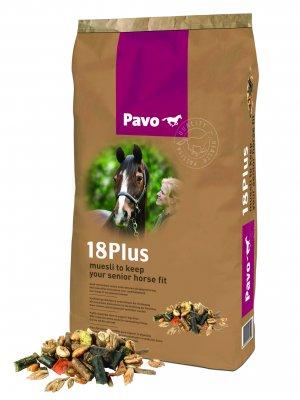 Pavo 18 plus (15 kg)