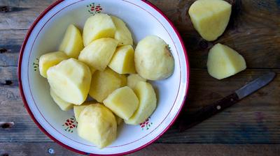 Panklare aardappelen (500 gram)