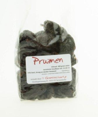 Pruimen gedroogd (300 gr)