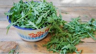 Rucola gewassen (50gr)