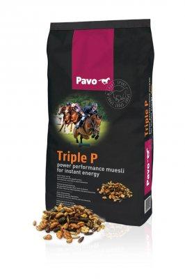 Pavo Triple-P (15 kg)